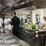 Etoiles et femmes cuisine